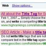 title tag ใน wordpress